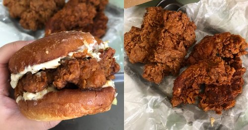 6 hippest new fried chicken joints you can order online from in Jakarta