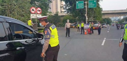 Jakarta to ditch practically endless odd-even traffic rule in favor of original iteration starting Monday