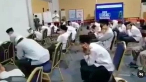 MUI says Islamic school students who covered their ears to block out music not radicalized