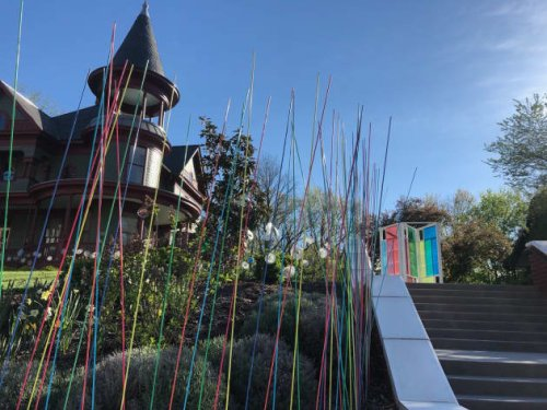 Choice in Engagement: Sculpture and Kinetic Art by Darcy Meeker Studio - CODAworx