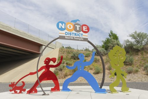 Colorful Connection — Note District - CODAworx