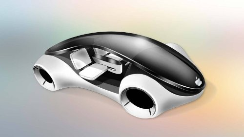 Apple Car of dreams: here it is in a video concept