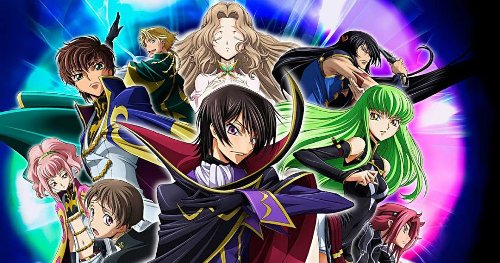 Code Geass Filler Episodes and Chronological Order