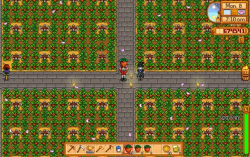 How to get strawberry seeds Stardew Valley