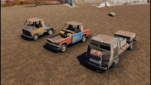 How to improve modular vehicles in Rust