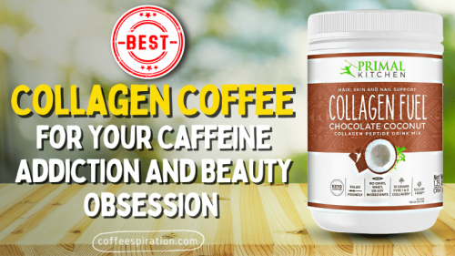 Best Collagen Coffee For Your Caffeine Addiction And Beauty Obsession