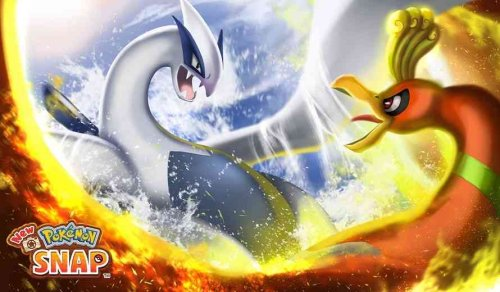 Lugia Confirmed in New Pokemon Snap Commercial | COGconnected