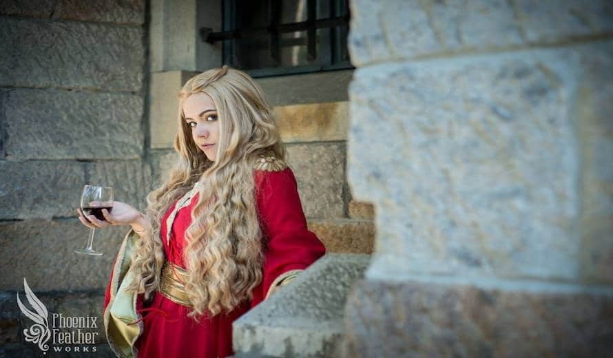 Abigail Sins' Delicious Cosplay Rings In The New Year