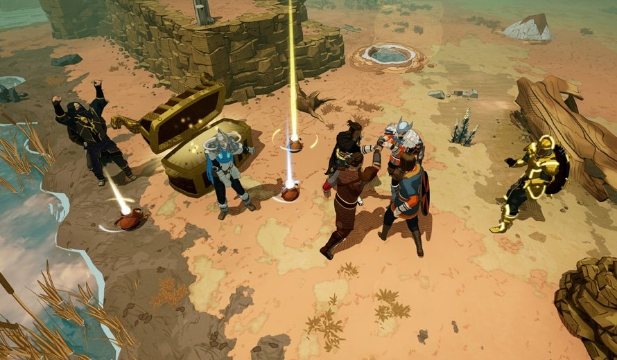 Tribes of Midgard Review – Wait for Ragnarok with some Crafty Survival Action