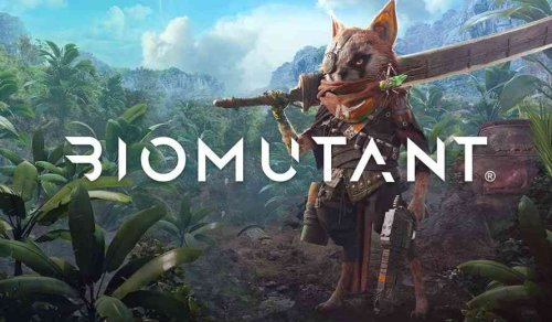 The World of Biomutant Opens Up in This Unedited Gameplay Footage | COGconnected