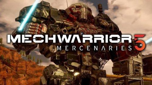 MechWarrior 5: Mercenaries Is Coming to PS4 & PS5 on September 23rd