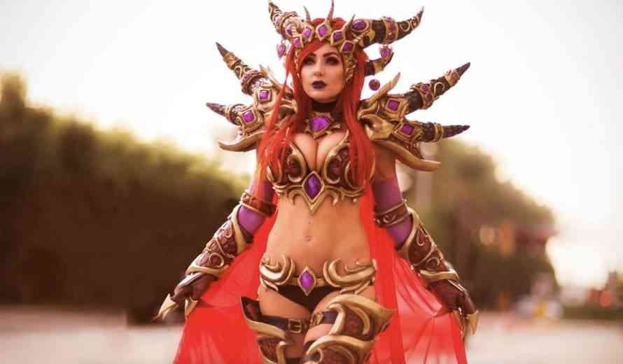 From Humble Beginnings to Millions of Followers, Jessica Nigri is More Than Just the Queen of Cosplay   COGconnected