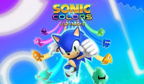 You'll Soon Find Sonic Colors: Ultimate's Music on Vinyl Records