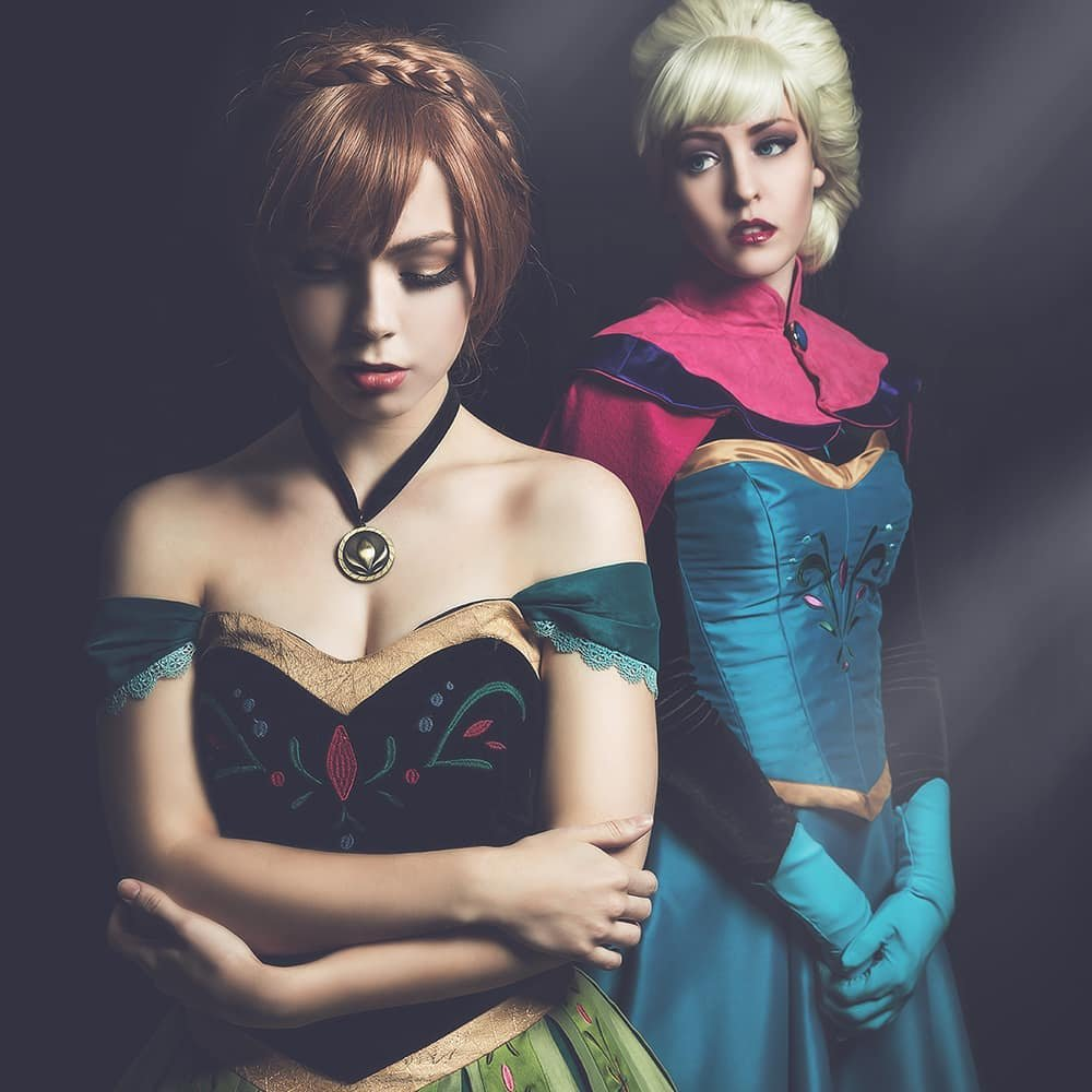 Come Celebrate The Season With These Gorgeous Cosplayers