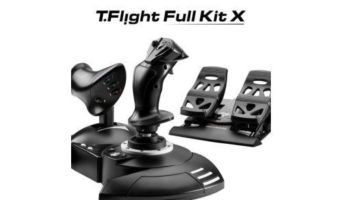 3 Things I Love (and 3 Things I Don't Love) About The Thrustmaster T.Flight Full Kit X