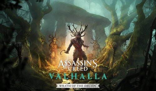 Assassin's Creed: Valhalla Writer Shares Details on the Wrath of the Druids DLC | COGconnected