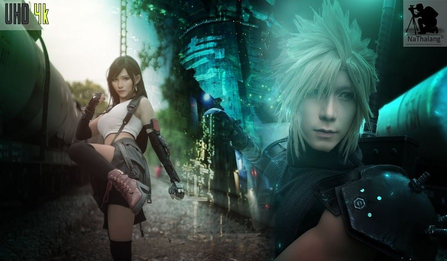 The Effects and Cinematography Are Incredible in This Final Fantasy Cosplay Music Video