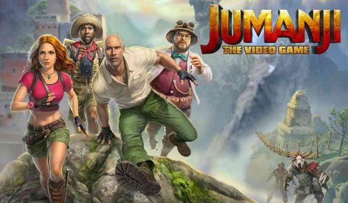 Jumanji: The Video Game Gets a PS5 Upgrade for Some Reason