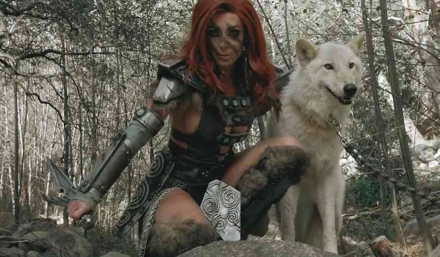 Jessica Nigri Looks Absolutely Stunning in Skyrim Cosplay Music Video   COGconnected