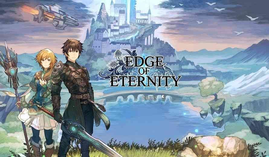 Edge of Eternity Review - Not Exactly Brilliant
