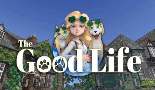 The Good Life Review - Life Is Good, But it Could Be Better