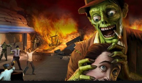 Stubbs the Zombie in Rebel Without a Pulse is Getting a Worldwide Physical Release
