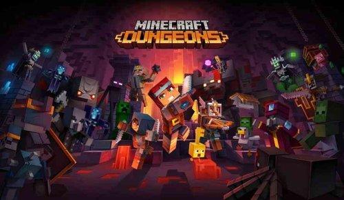 Dive Into Minecraft Dungeons' Hidden Depths DLC This Month | COGconnected