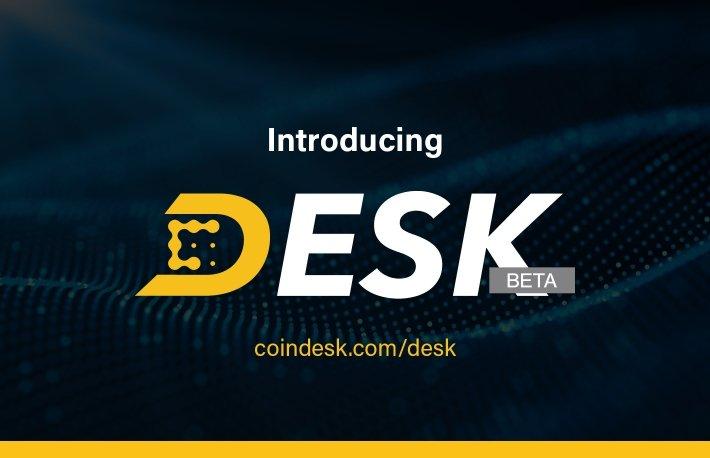 Introducing $DESK, CoinDesk's Token Rewards Program - CoinDesk