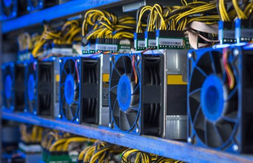 Chinese Logistics Firm Airlifting Bitcoin Mining Machines to Maryland: Report - CoinDesk