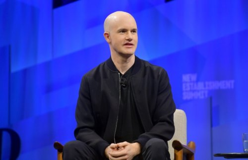 Coinbase CEO Sold $291.8M in Shares on Opening Day - CoinDesk