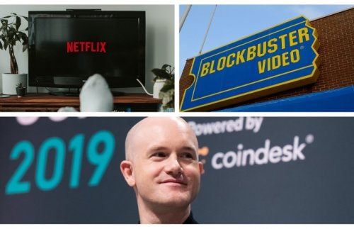 Is Coinbase the Next Netflix or a Blockbuster Video-in-Waiting? - CoinDesk