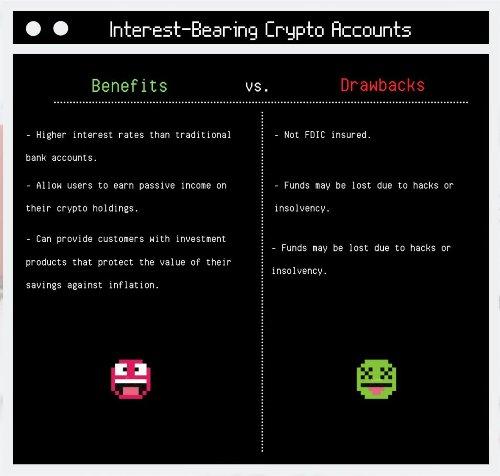 How Do Crypto Interest Accounts Work?