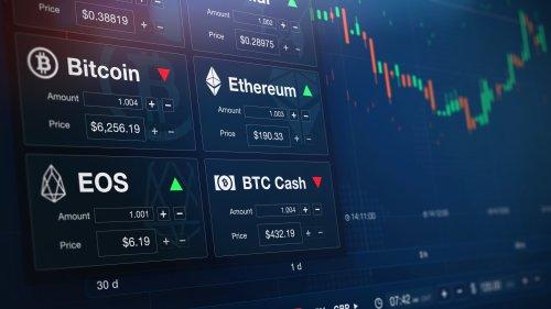Top 10 Krypto-Börsen halten über 206 Milliarden US-Dollar