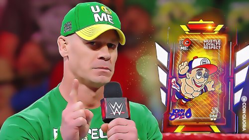 John Cena Admits His WWE NFT Series a Catastrophic Failure