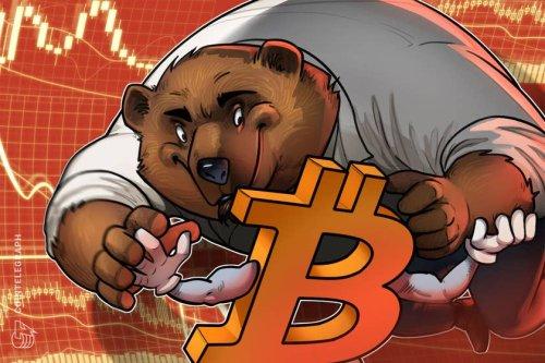 Bears aim to pin Bitcoin price below $46K leading into Friday's $3B BTC options expiry