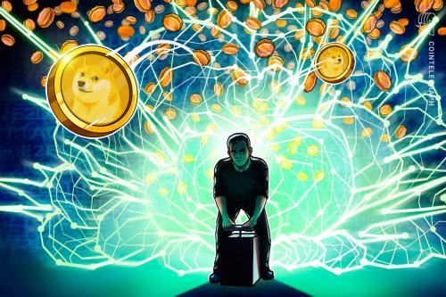 Dogecoin doubles in a day as YTD gains hit 5,000% while Bitcoin price dips