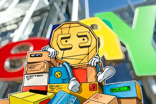 Ebay exploring crypto payment options and NFT auctions