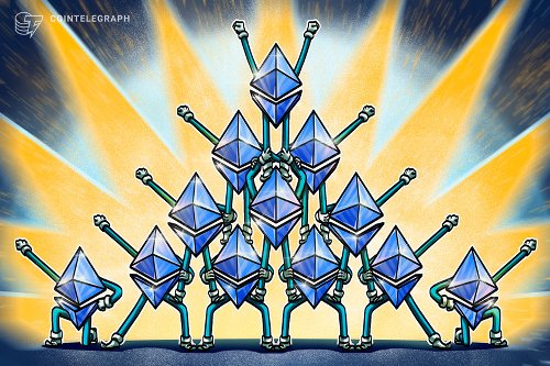 $5,000 Ethereum by the end of May? On-chain data suggests so