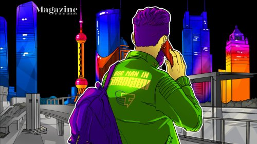 Shanghai Man: Crypto recovers, disasters strike, and China's crackdown moves to other sectors – Cointelegraph Magazine