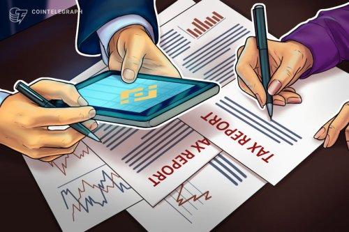 Binance cuts withdrawal limits, rolls out tax reporting tool