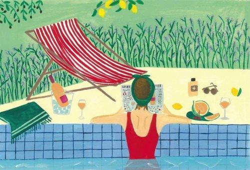 La cultura marocchina nelle illustrazioni di Myriam au citron | Collater.al