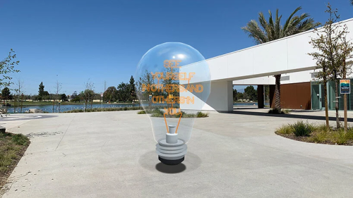 LACMA x SnapChat, 5 installations in AR for Los Angeles | Collater.al