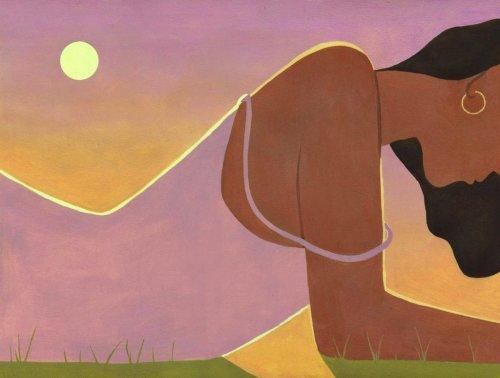 Le illustrazioni minimali e colorate di Holly Stapleton | Collater.al