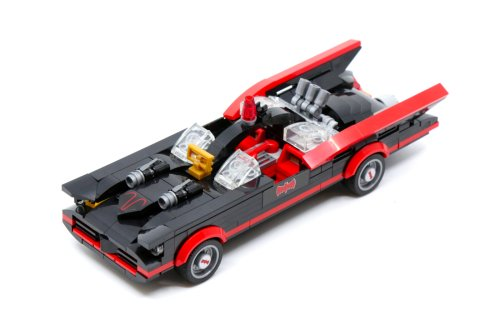 The Batmobile from the 60s is a new LEGO set | Collater.al