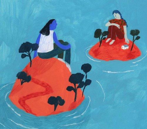 Charlotte Ager e l'illustrazione come mezzo di comunicazione | Collater.al