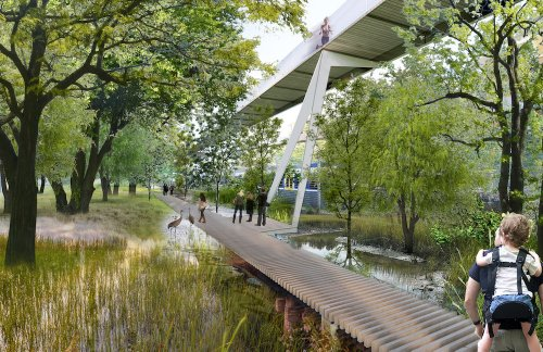 Here is the first project for the 2026 Winter Olympics in Milan | Collater.al