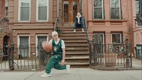 Aimé Leon Dore's campaign is a declaration of love to basketball | Collater.al