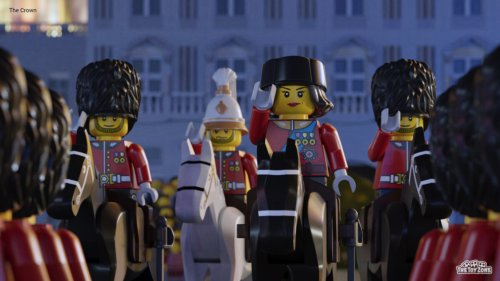 8 Netflix series recreated in LEGO | Collater.al