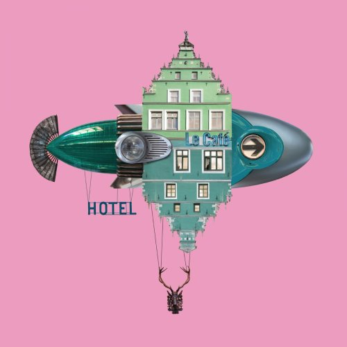 The Flying Hotels by Matthias Jung | Collater.al
