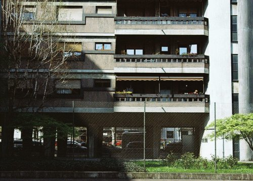 """Milan is the background for """"(T)rap&Architecture"""" 